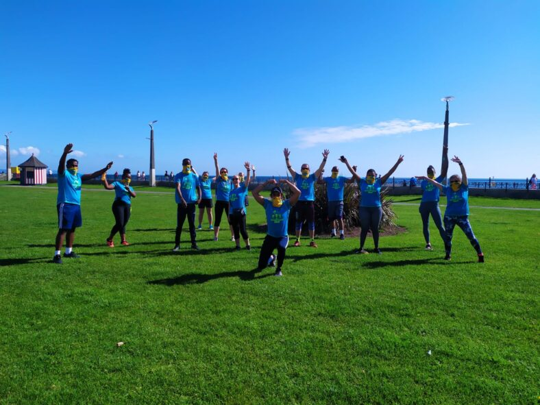 Bray Sanctuary Runners | Elaine at Bray Sanctuary Runners