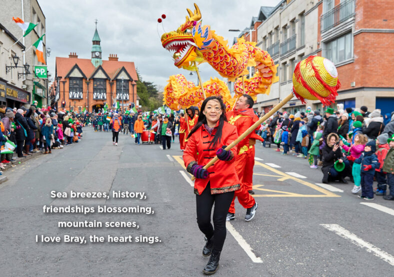 St. Patrick's Day Parade in Bray | Bray.ie - Joe Keogh