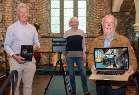 Making heritage more accessible with the latest technology