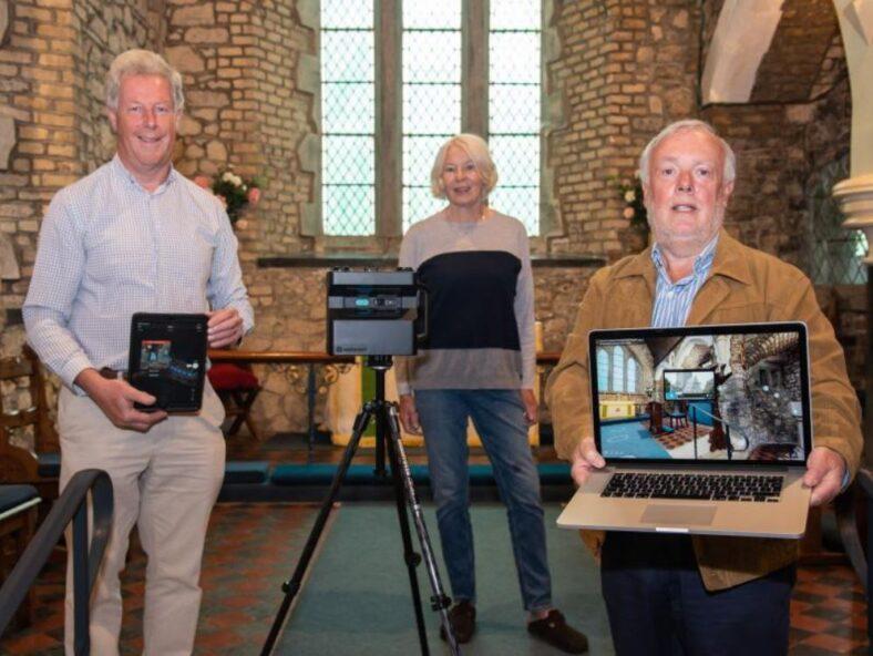 Launch of St. Doulagh 3D Tour