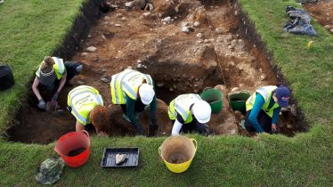 Excavation at Glendalough 2019 | UCD