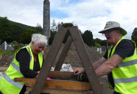 Glendalough Research and Training Project