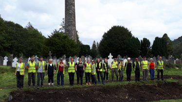 Our Excavation Team | UCD
