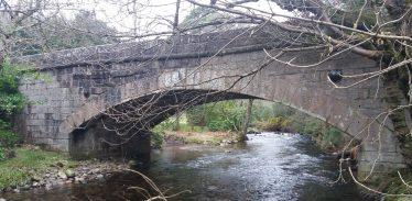 Bookey's Bridge. Courtesy of author. | Courtesy of Pat Reid