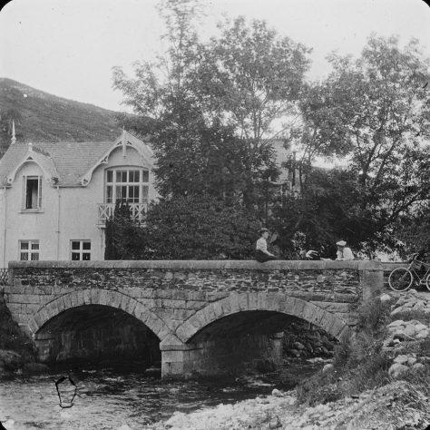 Glendasan Bridge. Courtesy of the National Library of Ireland