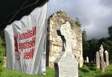 Heritage Week in Glendalough | Courtesy of Historic Graves