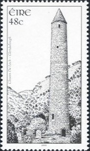 2005 - Round Tower stamp