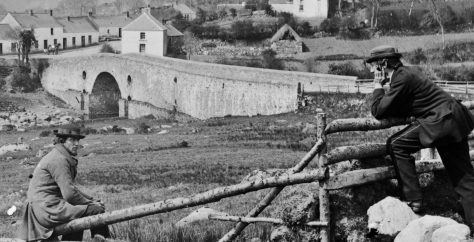 The Old Laragh Bridge