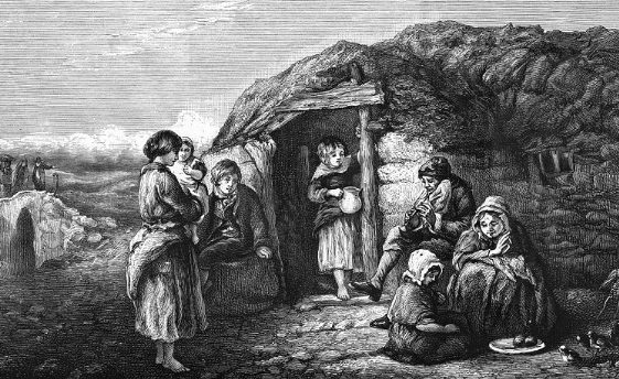 The Little Nurse: A Sketch From the Wicklow Hills (published 1835)