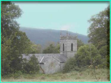 St. John's Church of Ireland, Laragh | Courtesy of Wicklow Rural Partnership