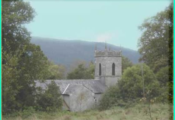 St. John's Church of Ireland, Laragh