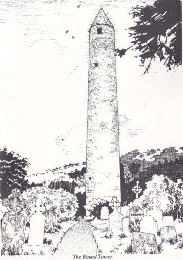 Round Tower | Courtesy of Failte Ireland
