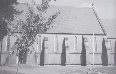 Before restoration | Courtesy of Fr. Sean O'Toole