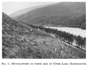 Glendalough and the Royal Society of Antiquaries of Ireland | Courtesy of the RSAI
