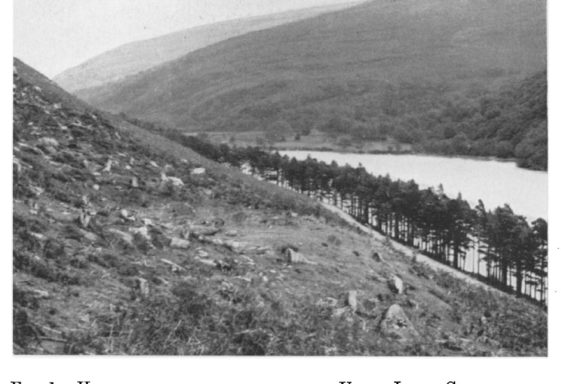 Hut Platforms at Glendalough (published in 1938)