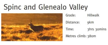 Spinc and Glenealo Valley | Courtesy of the NPWS