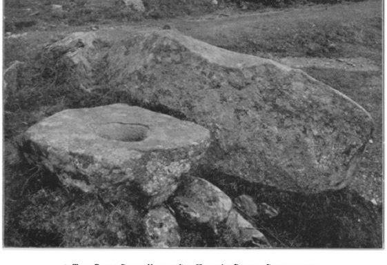 Rock-Basins, or 'Bullauns', at Glendalough and Elsewhere (published in 1959)