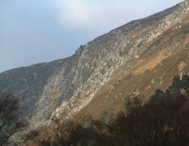 Exposed Rocky Areas and Scree | Courtesy of the NPWS