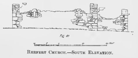 Fig 4 Reefert Church - South Elevation
