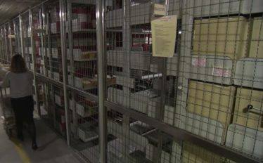 Vatican Archives | Courtesy of Vatican Television Centre