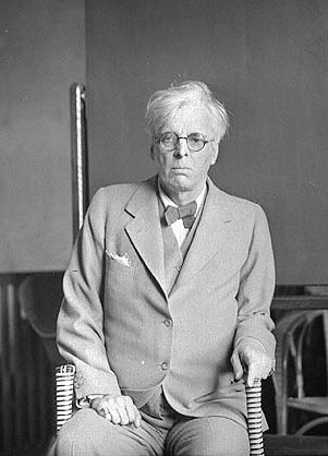 W. B. Yeats   Courtesy of the National Library of Ireland