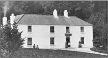 Fig. 17 - Grants Lake Hotel, Upper Lake, Glendalough